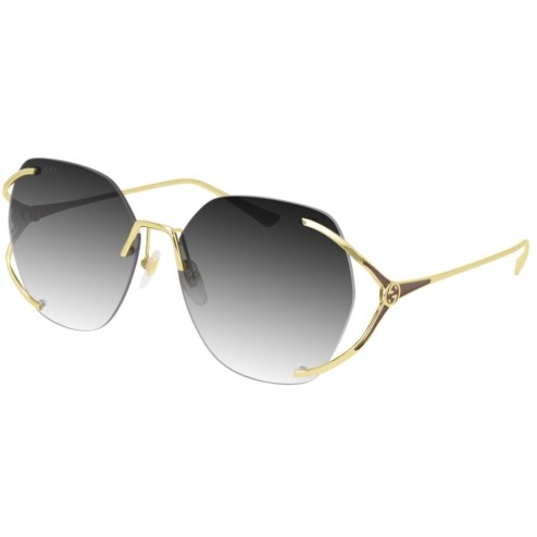 Gucci GG651S - Gold