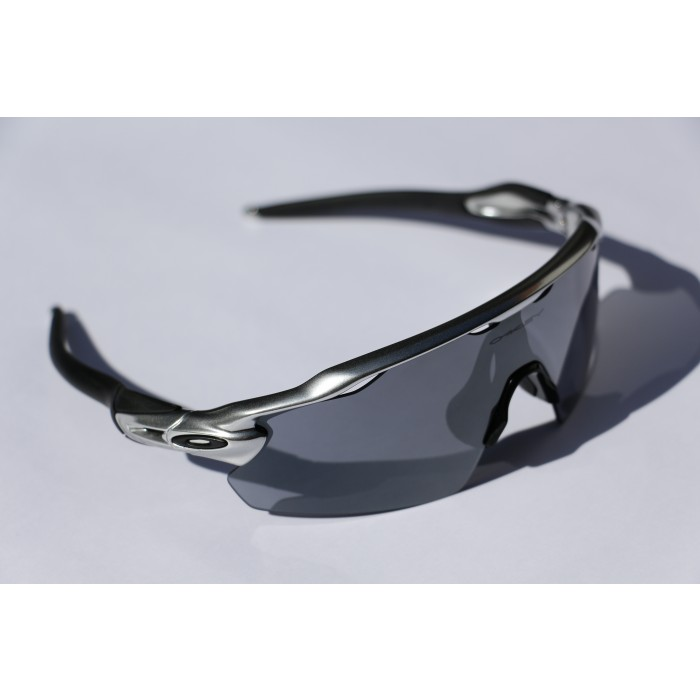 Oakley Radar Ev Chrome Black Iridium