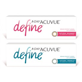 1-Day Acuvue Define (30pack)
