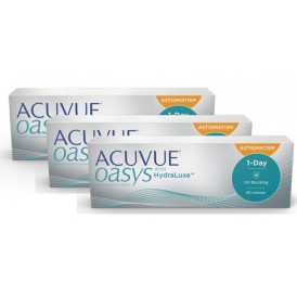 Acuvue 1 Day Oasys for Astigmatism (90 lenzen)