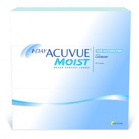 Acuvue 1 Day Moist for Astigmatism (90 lenzen)