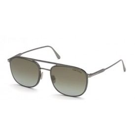 Tom Ford TF0827 - Jake - Shiny Dark Ruthenium