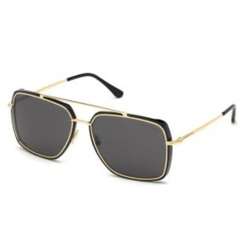 Tom Ford TF0750 - Lionel - Shiny Black Smoke