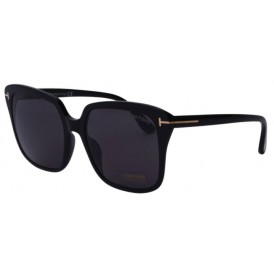 Tom Ford TF0788 - Faye - Shiny Black Smoke