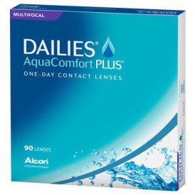 Focus Dailies AquaComfort Plus Multifocal (90 pack)