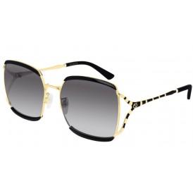 Gucci 593SK - Black+Gold