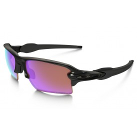 Flak 2.0 XL - Polished Black - Prizm Golf