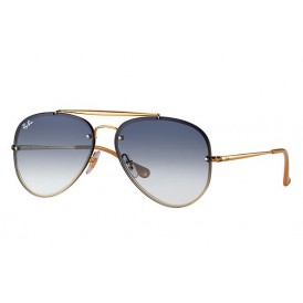 Ray-Ban Blaze Aviator - Gold