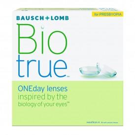 Bausch + Lomb Biotrue ONE Day Presbyopia (90 lenzen)