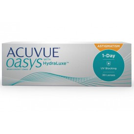 Acuvue 1 Day Oasys for Astigmatism (30 lenzen)