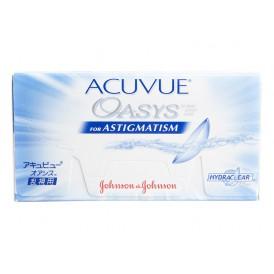 Acuvue Oasys for Astigmatism (6 lenzen)