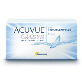 Acuvue Oasys (6 lenzen)