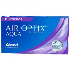 Air Optix Multifocal Aqua (6 lenzen)