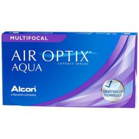 Air Optix Multifocal Aqua (6 lenzen)