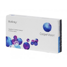 Biofinity (6 lenzen)