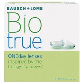 Bausch + Lomb Biotrue ONE Day (90 lenzen)