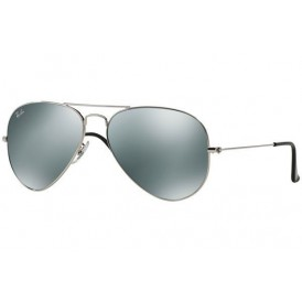 Ray-Ban Aviator Mirror - Silver/Grey Mirror