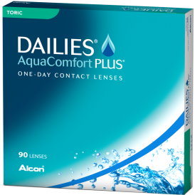 Focus Dailies Aqua Comfort Plus Toric (90 pack)