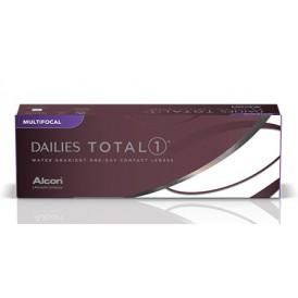 Dailies Total 1 Multifocal (30 lenzen)