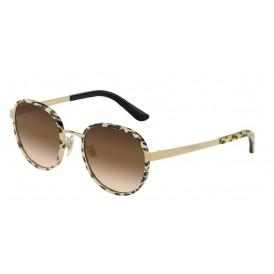 Dolce&Gabbana 2227J - Leo Glitter Gold