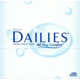 Focus Dailies All Day Comfort (90 pack)