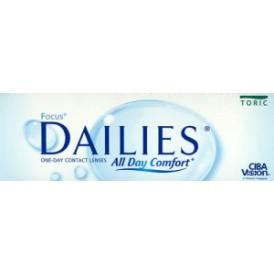 Focus Dailies Toric (30 pack)