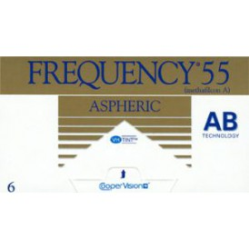 Frequency AB (6 lenzen)
