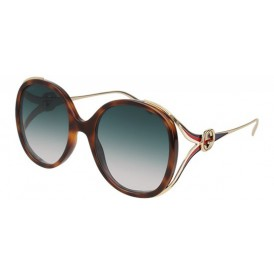 Gucci GG 0226S - Brown Gradient