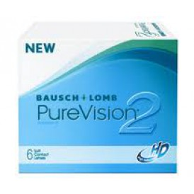 PureVision 2 HD (6 lenzen)