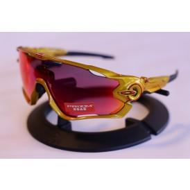 Oakley Jawbreaker Gold / Sagan Road Edition