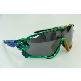 Oakley Jawbreaker Multi-Chrome - Black Iridium