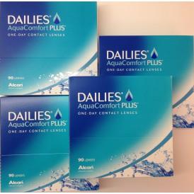 Focus Dailies AquaComfort Plus Voordeelpakket