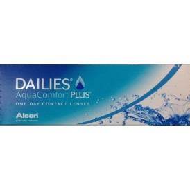 Focus Dailies AquaComfort Plus (30 pack)