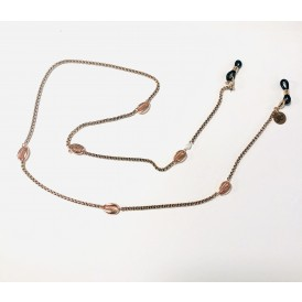 Eyewear Chain - Shell Rosé