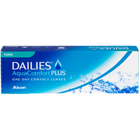 Focus Dailies Aqua Comfort Plus Toric (30 pack)