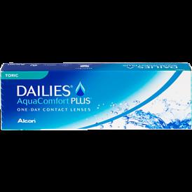 Focus Dailies Aqua Comfort Plus Toric (30 pack)