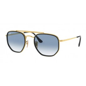 Ray-Ban The Marshall II - Gold Gradient Blue