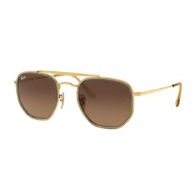 Ray-Ban The Marshall II - Gold Gradient Brown