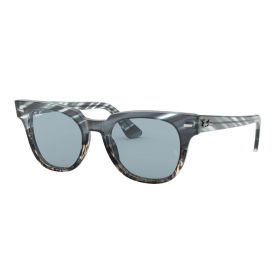 Ray-Ban Meteor - Striped Blue Gradient Grey