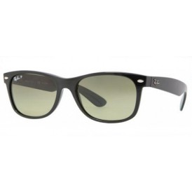 New Wayfarer Black G15 Polarised