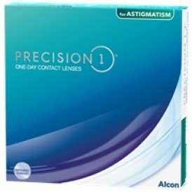 Dailies Precision 1 for Astigmatism (90 pack)