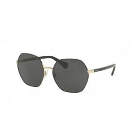 Polo Ralph Lauren - 4124 - Black Rims On Shiny Gold