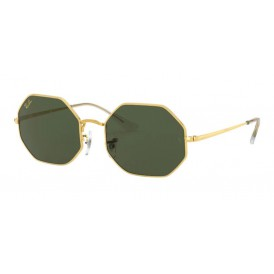 Ray-Ban Octagon - Legend Gold