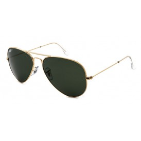 Ray-Ban Aviator Classic - Gold/Polarised