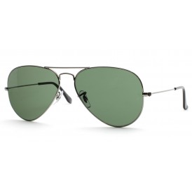 Aviator Gunmetal G15 Polarised