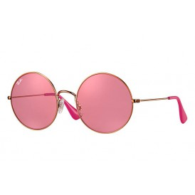 Ray-Ban Ja-Jo - Shiny Coppper Pink Mirror