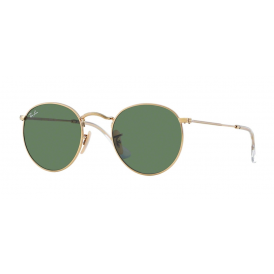 Ray-Ban Round Metal Classic - Gold