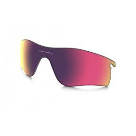 Oakley Radarlock replacement lens red iridium