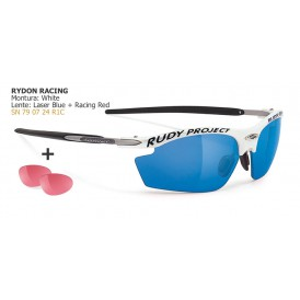 Rudy Project Rydon Racing White 2 Lenses