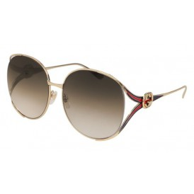 Gucci GG0225S - Brown gradient